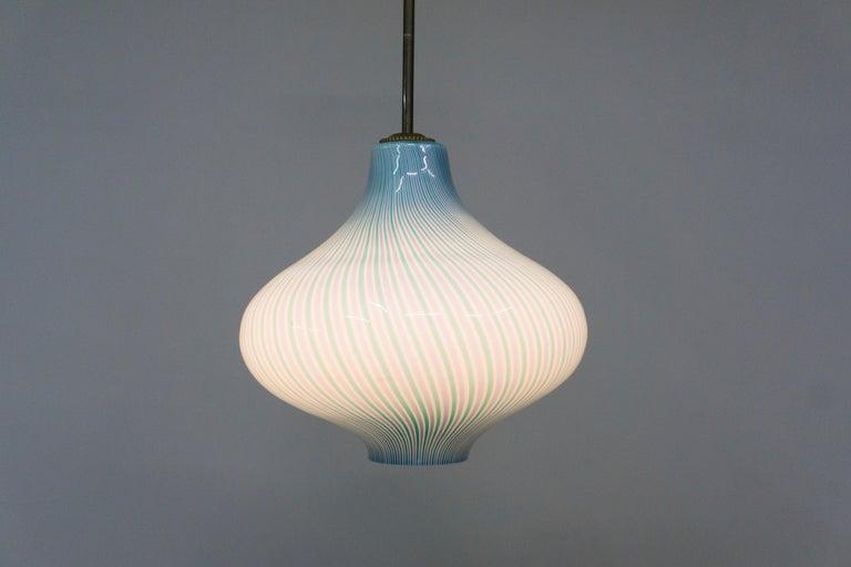 Modern Wall Lamp by Venini / Massimo Vignelli, 1950 For Sale