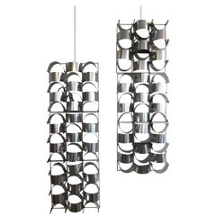Wall Lamps, by Max Sauze