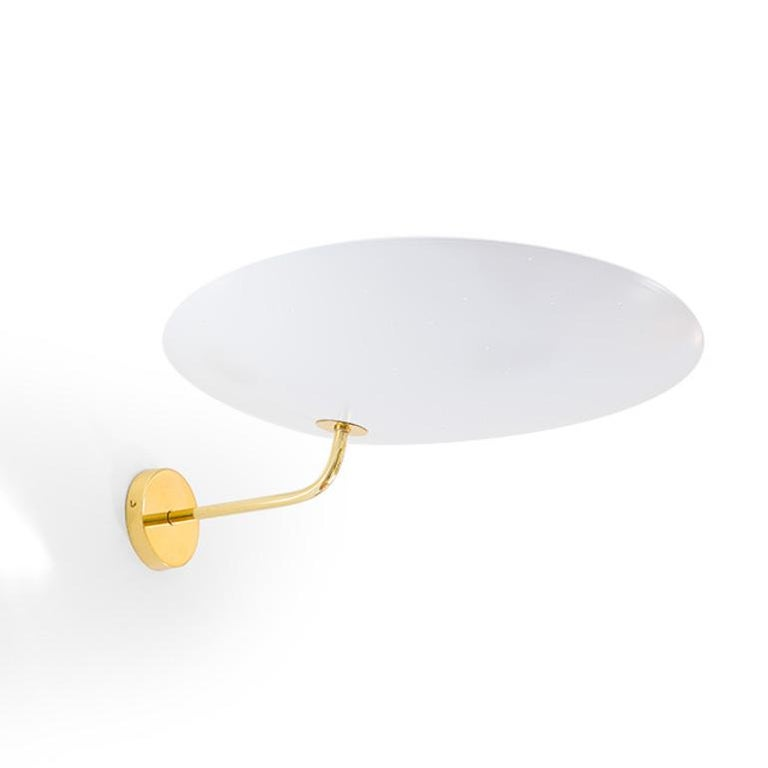 French Wall Light by Pierre Disderot for Disderot For Sale