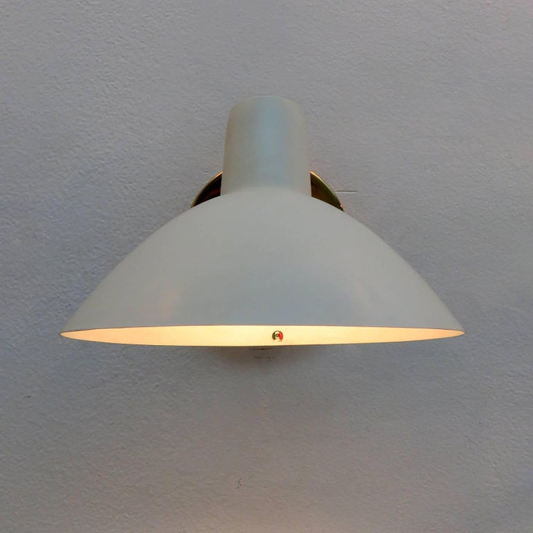 Wall Light by Vittoriano Viganò for Arteluce, 1950 For Sale 2