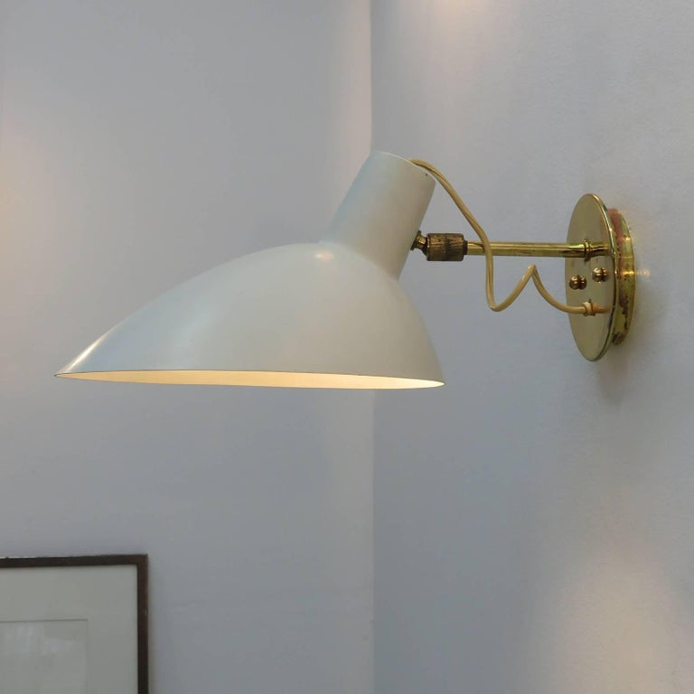 Wall Light by Vittoriano Viganò for Arteluce, 1950 For Sale 1