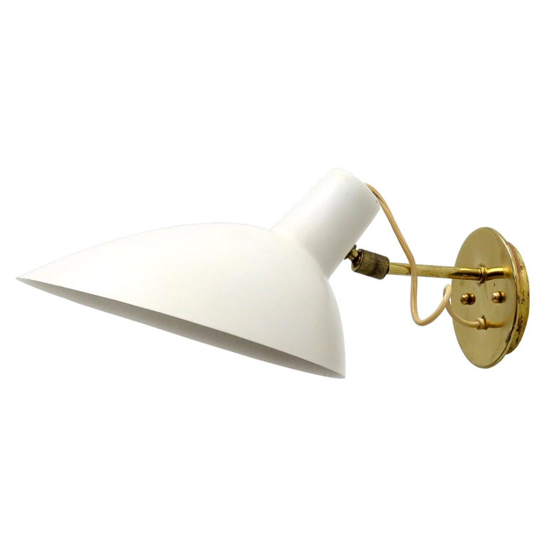 Wall Light by Vittoriano Viganò for Arteluce, 1950 For Sale