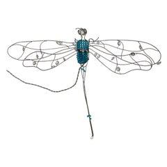 Wall Light, Dragonfly, Lustrerie Mathieu, 2004