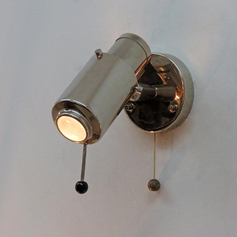 Wall Lights by Jacques Biny for Lita For Sale 1