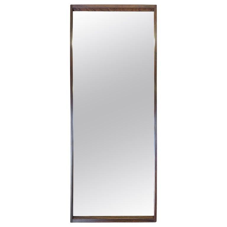 Wall Mirror by Aksel Kjersgaard for Odder Mobler For Sale