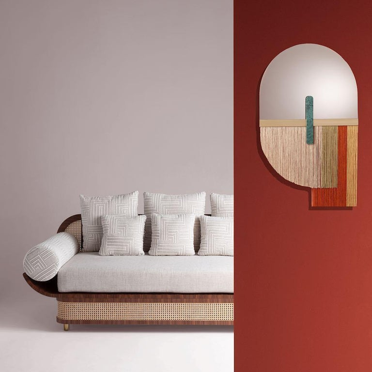 Wall Mirror by Dooq In New Condition For Sale In Collonge Bellerive, Geneve, CH