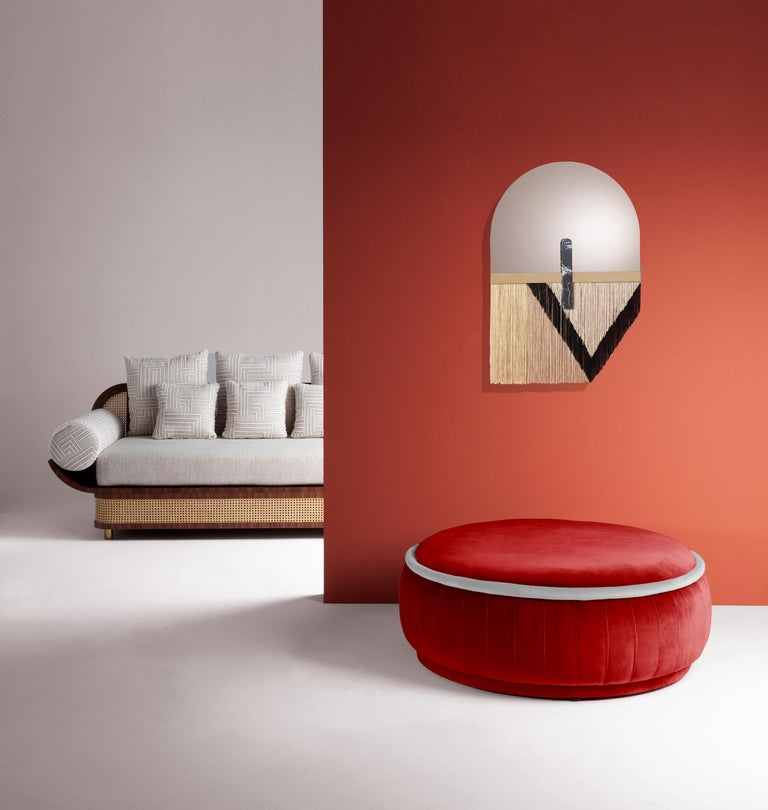 Wall Mirror by Dooq For Sale 2