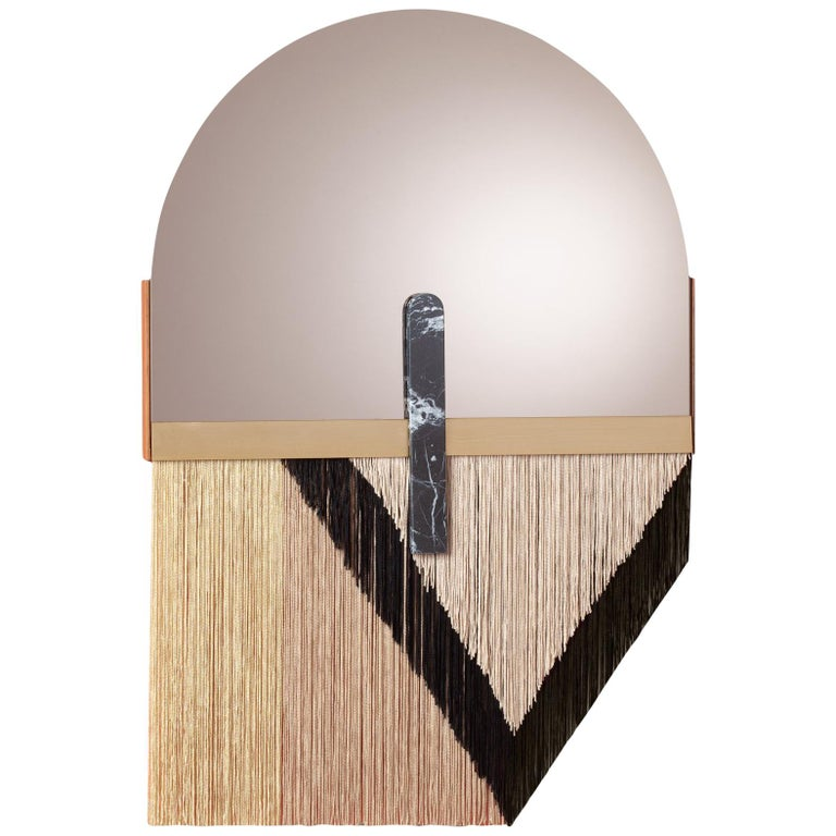 Wall Mirror by Dooq For Sale