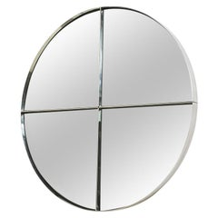 Wall Mirror by V. Introini, 1970s