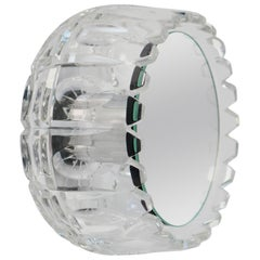 Wall Mirror 'Saturn 138a' Vintage Style 'Glass Frame'