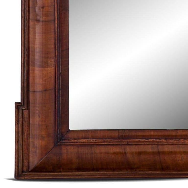 Wall Mirror, Southern Germany, Early 18th Century In Good Condition For Sale In Greding, DE
