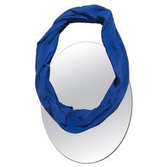 Wall Mirror Tertium Quid S3, 02 Porcelain Blue