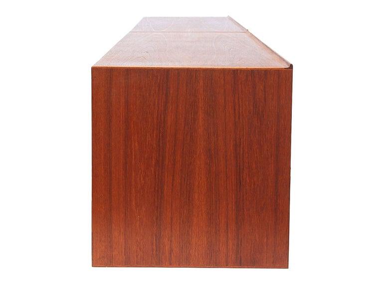 Scandinavian Modern Wall Mount Cabinets by Hans Wegner for Johannes Hansen For Sale