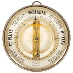 Wall-Mounted Barometer by Jules Richard, Paris, circa 1900