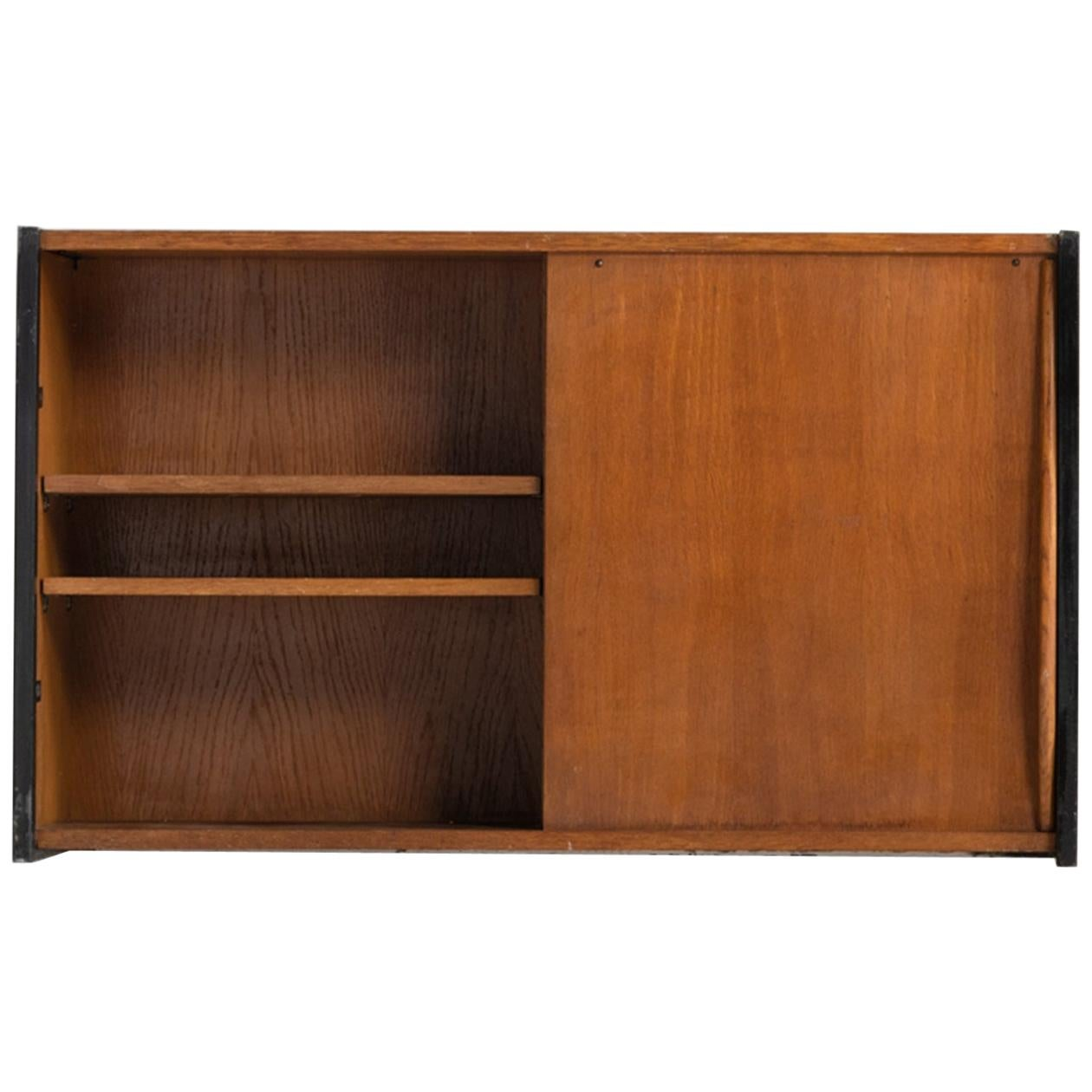 Wall-Mounted Cabinet, France, circa 1950