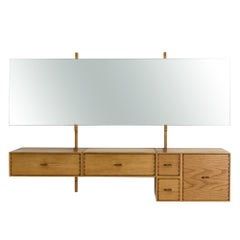 Wall Mounted Dressing Table from Luxus