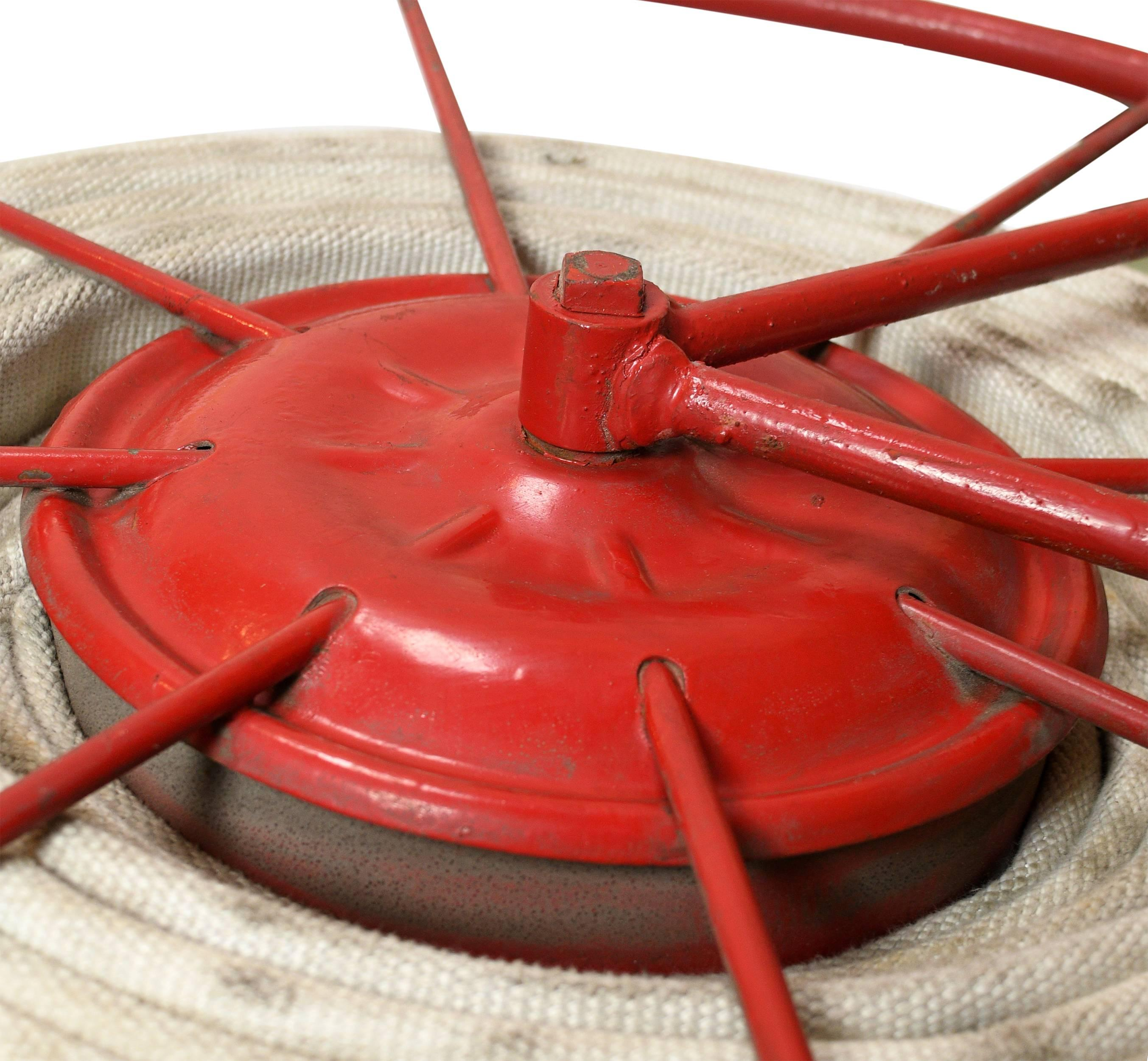 Wall Mounted Fire Hose Reel For Sale At 1stdibs Wiring Fires