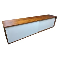 Wall-Mounted Florence Knoll Credenza