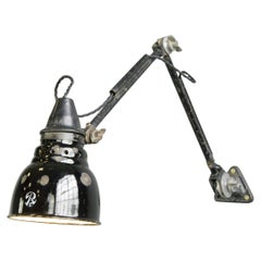 Wall Mounted Task Lamp by Rademacher Circa 1920s