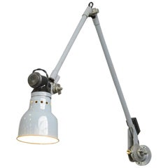 Wall Mounted Task Lamp by Rademacher, circa 1930s