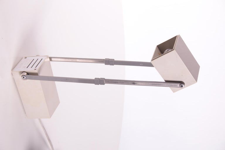 Wall or Table Lamp Lampetit by Bent Gantzel-Boysen for Louis Poulsen, 1960s In Good Condition In Oostrum-Venray, NL