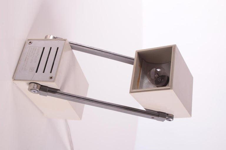 Wall or Table Lamp Lampetit by Bent Gantzel-Boysen for Louis Poulsen, 1960s 2