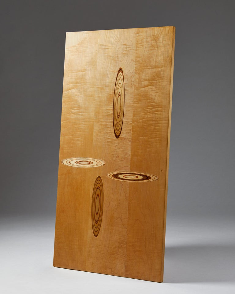Mid-20th Century Wall Panel Designed by Tapio Wirkkala, Finland, 1950s For Sale