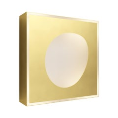 Wall sconce FC01 by Florencia Costa polished brass Italy 2020 Limited Edition =