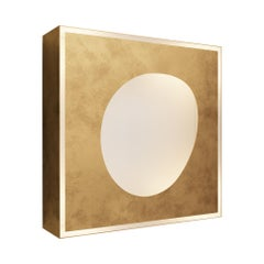 Wall Sconce FC01 Florencia Costa Light Bronzed Brass Italy 2020 Limited Edition