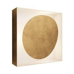 Wall Sconce FC02 Florencia Costa Light Bronzed Brass Italy 2020 Limited Edition