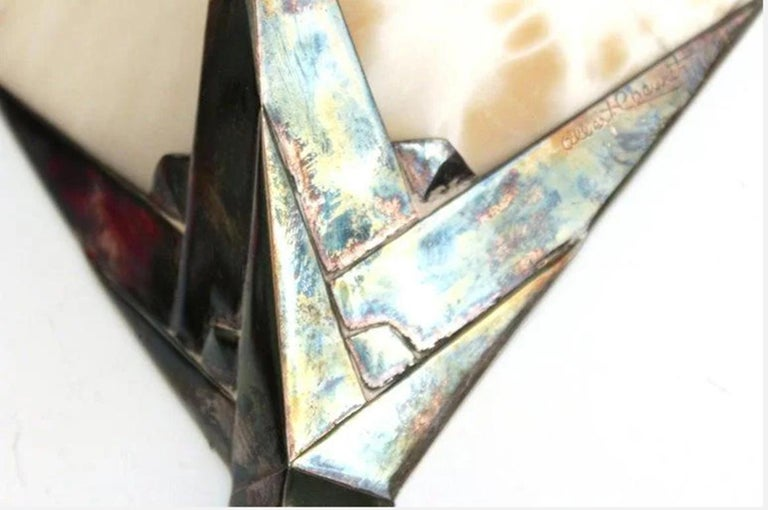Early 20th Century Wall Sconces by Albert Cheuret For Sale