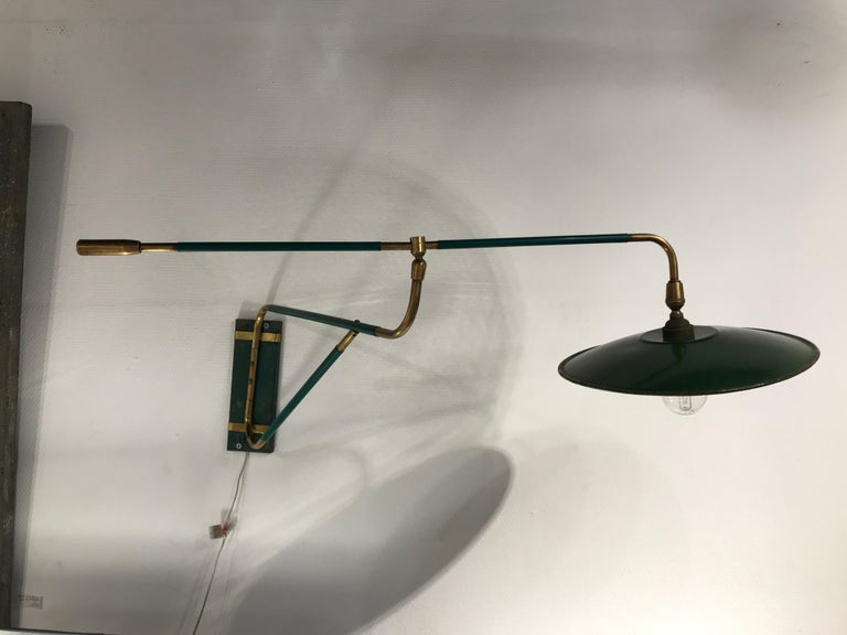 Wall Sconces, French, 1950s In Good Condition For Sale In Brussels, BE