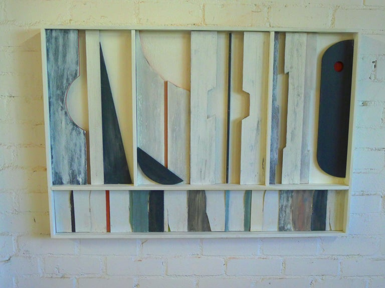 Wall Sculpture Frieze Panel by Paul Marra For Sale 1
