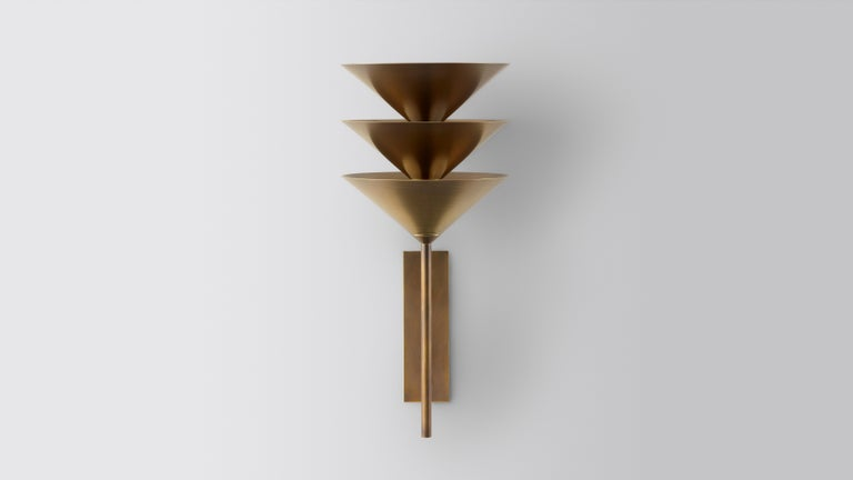Modern Wall Stack 3 by Volker Haug For Sale