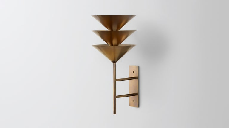 Australian Wall Stack 3 by Volker Haug For Sale