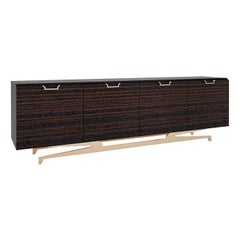 Wall Street Sideboard by Giannella Ventura