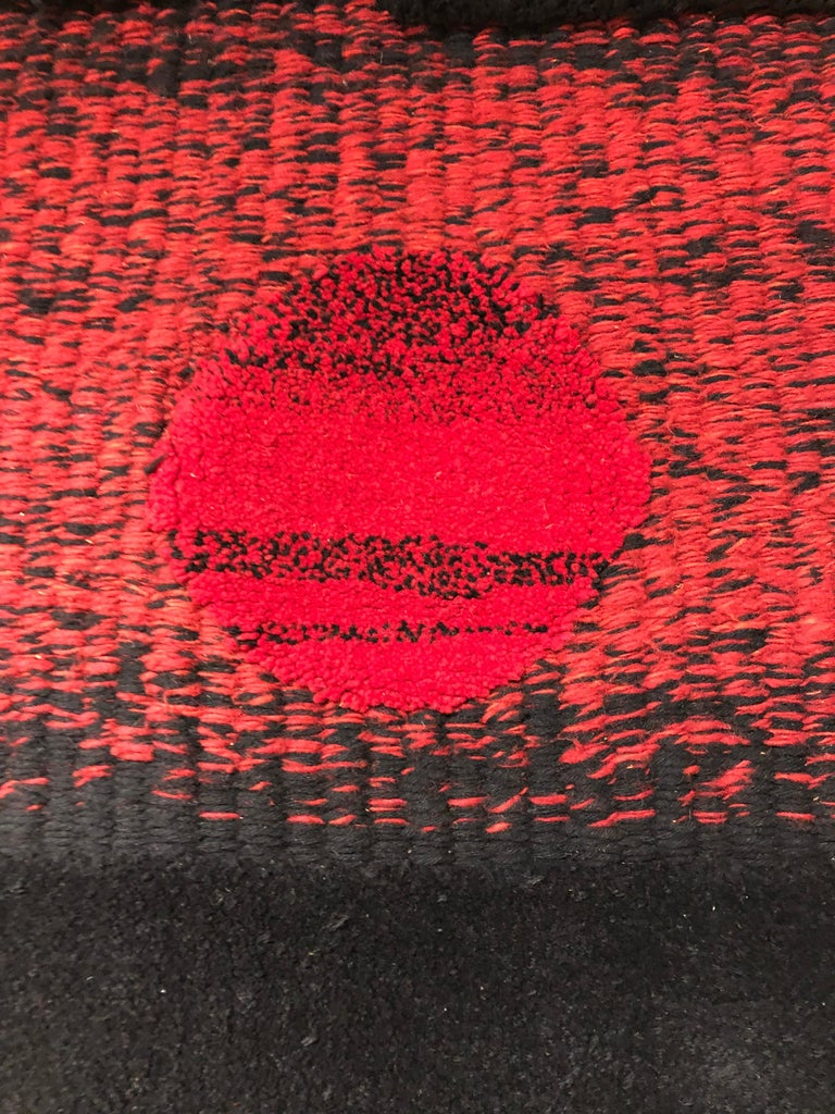 Wall Tapestry by Philippe Hecquet, 1970 For Sale 12