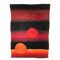 Wall Tapestry by Philippe Hecquet, 1970