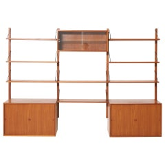 Wall Unit by Cadovius, 1960s