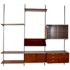 Wall Unit by George Nelson for Mobilier International, 1960s