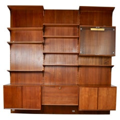 Wall Unit Royal System by Poul Cadovuis, 1960s