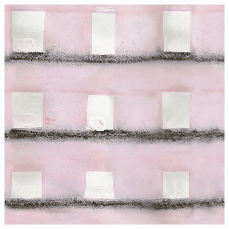 "Wall&decò Contemporary Wallpaper ""Pulvis"", Color Variant MOD_WDPU1801 Nude For Sale"