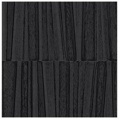 "Wall&decò Essential Wallpaper ""Ashi"", Color Variant 20110EWC Anthracite"
