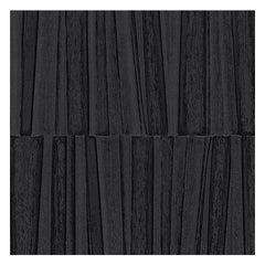 "Wall&decò Essential Wallpaper ""Ashi"", Color Variant 20210EWC Anthracite"