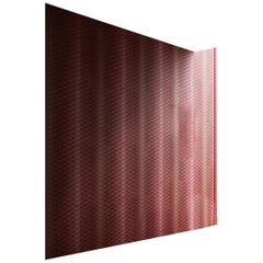 "Wall&decò Essential Wallpaper ""Deep"" 17430EWC Orange"