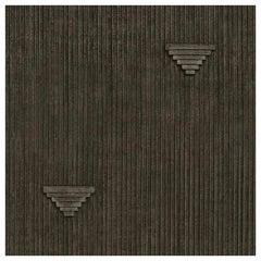 """Wall&decò Essential Wallpaper """"Ha"""", Color Variant 20320EWC Bronze"""