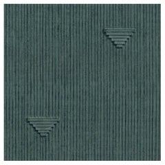 """Wall&decò Essential Wallpaper """"Ha"""", Color Variant 20330EWC Green Teal"""