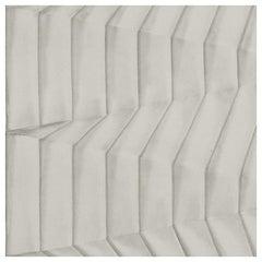 "Wall&decò Essential Wallpaper ""Hikari"", Color Variant 20210EWC Light Gray"