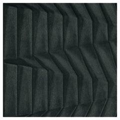 "Wall&decò Essential Wallpaper ""Hikari"", Color Variant 20230EWC Anthracite"