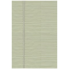 "Wall&decò Essential Wallpaper ""Renn"" 18530EWC Green"